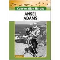 Ansel Adams by Krista West, 9781604139464