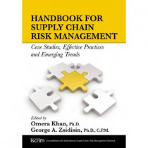 Handbook of Supply Chain Risk Management by Omera Khan, 9781604270389