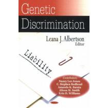 Genetic Discrimination by Leana J. Albertson, 9781604563573