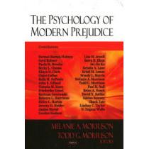 Psychology of Modern Prejudice by Melanie A. Morrison, 9781604567885