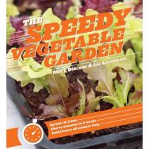 Speedy Vegetable Garden by Mark Diacono, 9781604693263