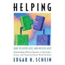 Helping by Edgar H. Schein, 9781605098562