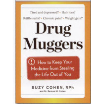 Drug Muggers by Suzy Cohen, 9781605294162
