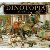 Dinotopia (Limited Edition): A Land Apart from Time by James Gurney, 9781606600221