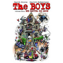 The Boys Volume 4 by Garth Ennis, 9781606900352