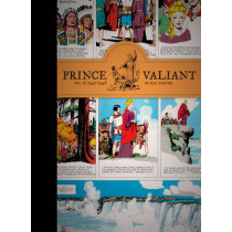 Prince Valiant Vol.6: 1947-1948 by Hal Foster, 9781606995884