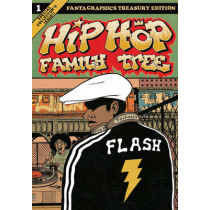 Hip Hop Family Tree by Ed Piskor, 9781606996904