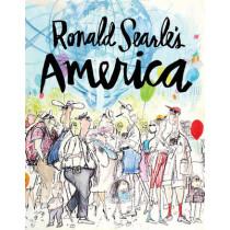 Ronald Searle's America by Matt Jones, 9781606998434