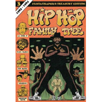Hip Hop Family Tree Book 3: 1983-1984 by Ed Piskor, 9781606998489