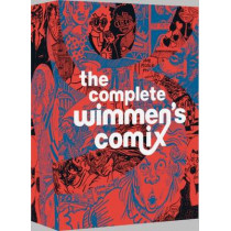 The Complete Wimmen's Comix by Trina Robbins, 9781606998984