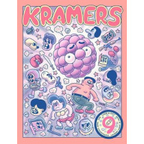 Kramers Ergot 9 by Sammy Harkham, 9781606999127