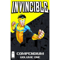 Invincible Compendium Volume 1 by Robert Kirkman, 9781607064114