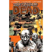 The Walking Dead Volume 20: All Out War Part 1 by Robert Kirkman, 9781607068822