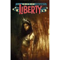 CBLDF Presents: Liberty by Charlie Adlard, 9781607069966
