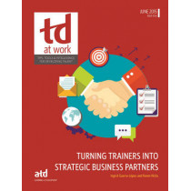 Turning Trainers into Strategic Business Partners by Ingrid J. Guerra-Lopez, 9781607282891