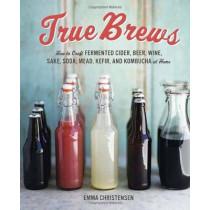 True Brews by Emma Christensen, 9781607743385