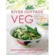 River Cottage Veg: 200 Inspired Vegetable Recipes by Hugh Fearnley-Whittingstall, 9781607744726