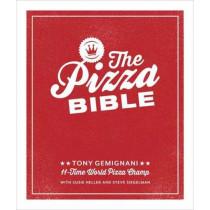 The Pizza Bible by Tony Gemignani, 9781607746058
