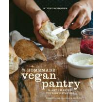 The Homemade Vegan Pantry: The Art of Making Your Own Staples by Miyoko Mishimoto Schinner, 9781607746775