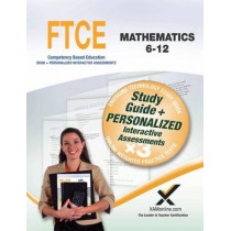 FTCE Mathematics 6-12 by Sharon A Wynne, 9781607873839