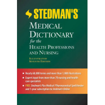 Stedman's Medical Dictionary for the Health Professions and Nursing by Stedman, 9781608316922