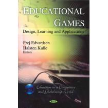 Educational Games: Design, Learning & Applications by Frej Edvardsen, 9781608766925