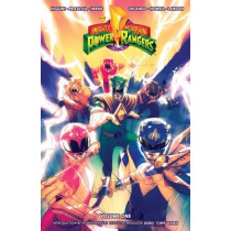 Mighty Morphin Power Rangers Vol. 1 by Kyle Higgins, 9781608868933