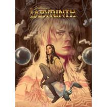 Jim Henson's Labyrinth Artist Tribute by Steve Morris, 9781608868971