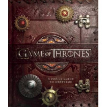 Game of Thrones: A Pop-Up Guide to Westeros by Matthew Reinhart, 9781608873142