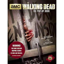 Walking Dead: The Pop-Up Book by Perry, 9781608874446
