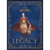Avatar: The Last Airbender: Legacy: Legacy by Michael Teitelbaum, 9781608874477