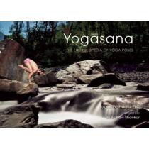 Yogasana: The Encyclopedia of Yoga Poses by Yogrishi Vishvketu, 9781608876563