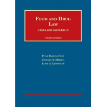 Food and Drug Law by Peter Hutt, 9781609301750