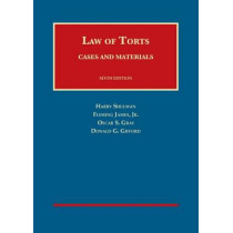 Cases and Materials on the Law of Torts by Harry Shulman, 9781609302672