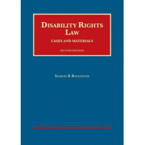 Disability Rights Law by Samuel R. Bagenstos, 9781609303532
