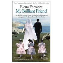 My Brilliant Friend by Elena Ferrante, 9781609450786