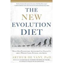 The New Evolution Diet by Arthur De Vany, 9781609613761
