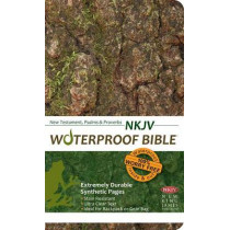 Waterproof New Testament Psalms and Proverbs-NKJV by Bardin & Marsee Publishing, 9781609690021