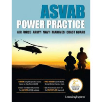 Asvab: Power Practice by Editors Of Learningexpress LLC, 9781611030013