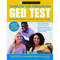 Ged Test Reasoning Through Language Arts (Rla) Review by Learning Express, 9781611030488