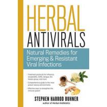 Herbal Antivirals by Stephen Harrod Buhner, 9781612121604