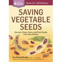 Saving Vegetable Seeds by Fern Marshall Bradley, 9781612123639