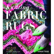 Knitting Fabric Rugs by Karen Tiede, 9781612124483