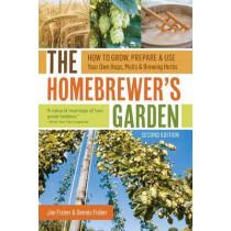 Homebrewer's Garden, 2nd Edition by Dennis Fisher, 9781612126869