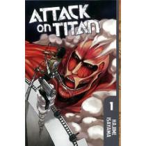 Attack On Titan 1 by Hajime Isayama, 9781612620244