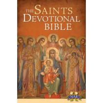 The Saints Devotional Bible by Bert Ghezzi, 9781612786094