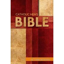 Catholic Men's Bible by Larry Richards, 9781612787275