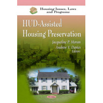 HUD-Assisted Housing Preservation by Jacqueline P. Moran, 9781613248560