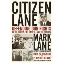Citizen Lane by Mark Lane, 9781613740019