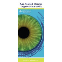 Age-Related Macular Degeneration (AMD) by American Academy of Ophthalmology, 9781615255207